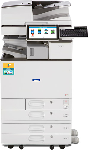 Savin MP C3004SP TE/MP C3504SP TE Education Model