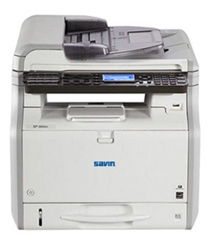 Savin SP 3600SF/SP 3610SF